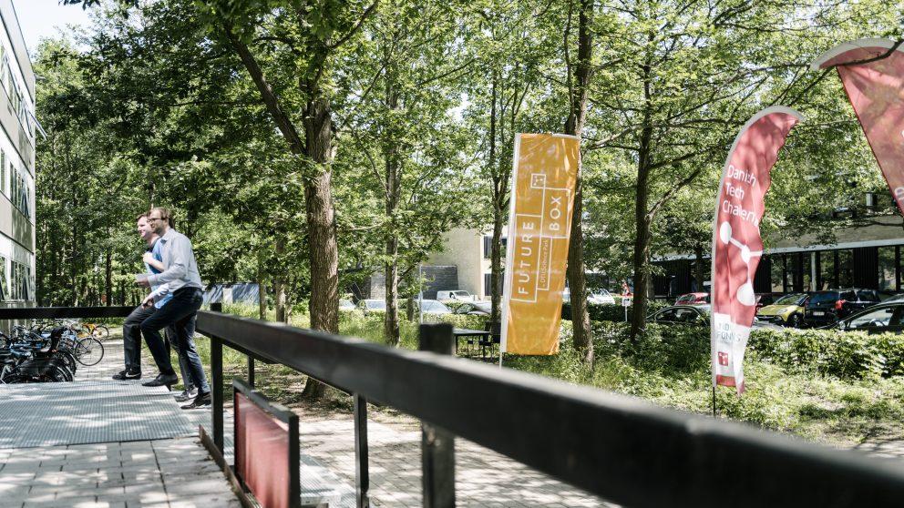 Kickoff af Danish Tech Challenge 2019. Foto: Futurebox.