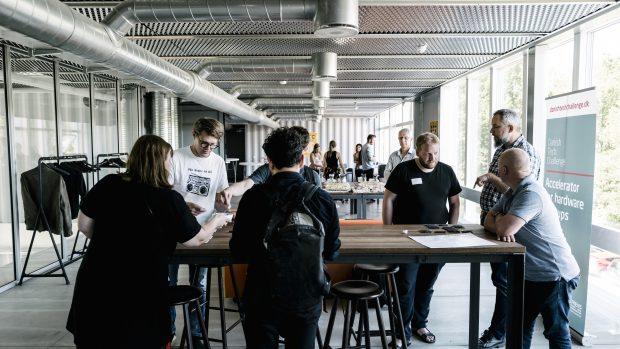 Kickoff ved Danish Tech Challenge 2019. Foto: Futurebox.
