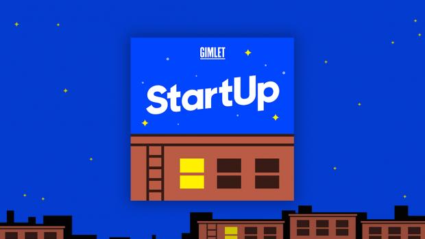 StartUp var Gimlet Medias første podcastserier og har haft over 10 millioner lyttere. Foto: Gimlet Media.
