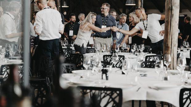 Billede fra Angel Investor Meetup 2019, hvor danske business angels mødes for at netværke og snakke om tidens trends. Foto: DanBAN.