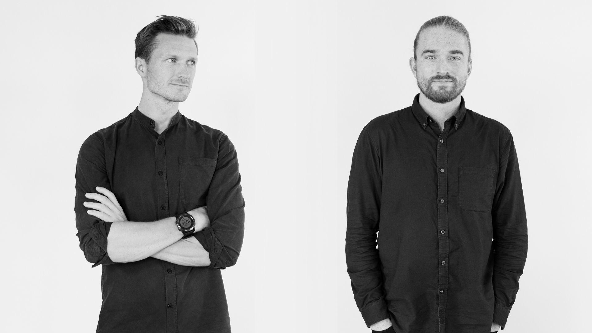 Matter CIO og COO Emil og Johan