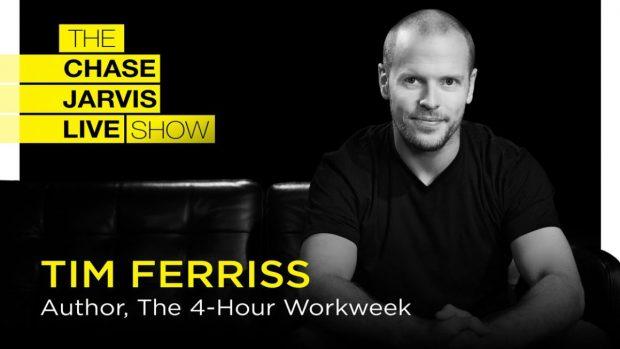 The Tim Ferris podcast billede